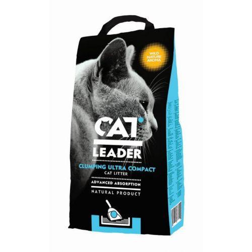8a20b04a89c8 Άμμος Cat Leader Clumping Aroma 5Kg Αρωματική Συγκολλητική Γάτας